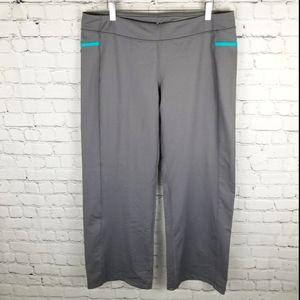 LULULEMON | wide leg flare yoga athletic pants